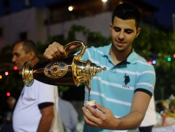 Celebrating Ramadan in Umm al-Fahm