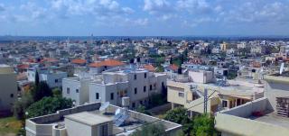 A skyline image of Baqa